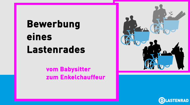 Lastenrad-Lebenslauf-Beitragsbild