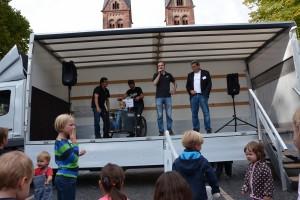 Nihola Family auf der Weststadtbühne