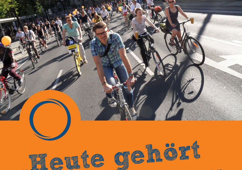 1. Heidelberger Radparade