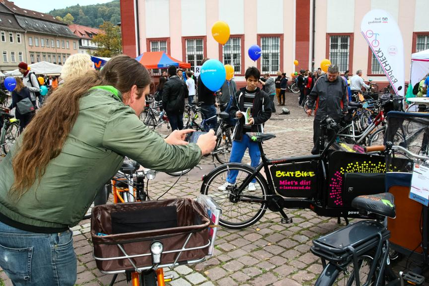 BeatBike Groupies - Foto: HEIDELBERG24/Andreas Schink