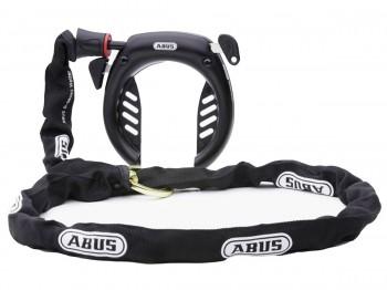 ABUS Zusatzkette 130cm inklusive Chain Bag