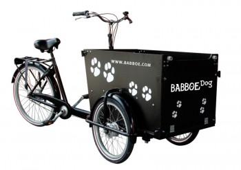 Babboe Dog - schwarz