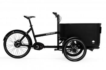 Butchers & Bicycles MK1-E - matt schwarz