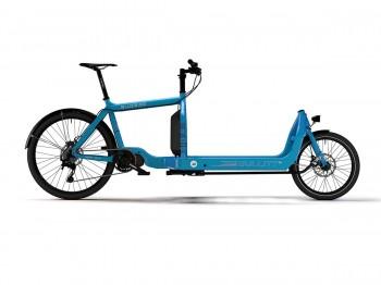 StePS eBullitt E8000 Bluebird - blau