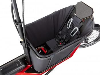Riese & Müller Packster 40 Kindersitz - nur in Verbindung mit Carry System