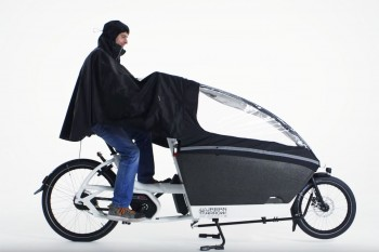 Urban Arrow Family Regenponcho