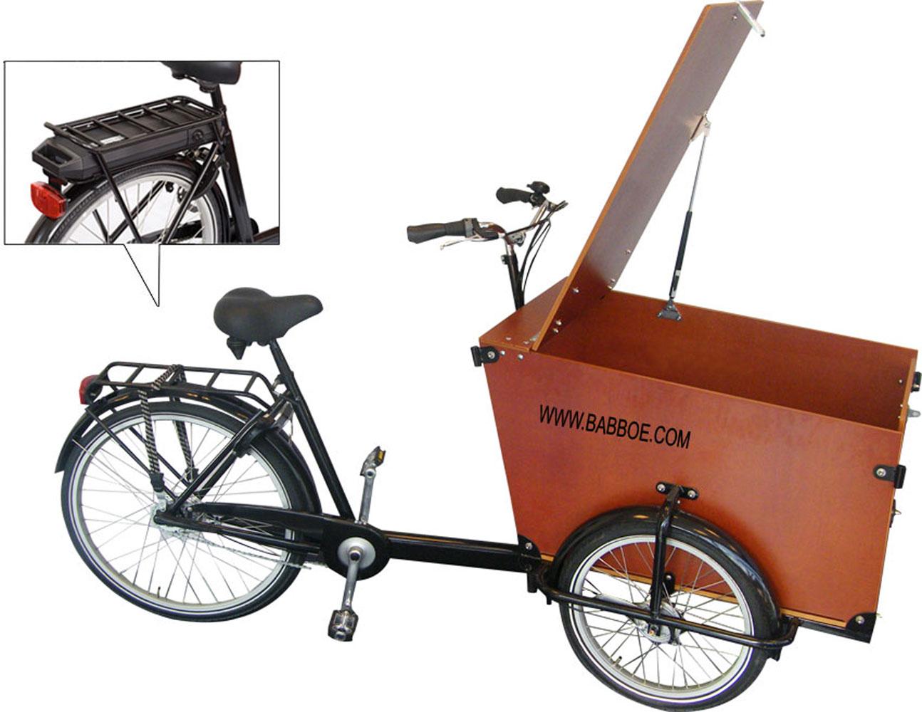 Babboe E-Transporter