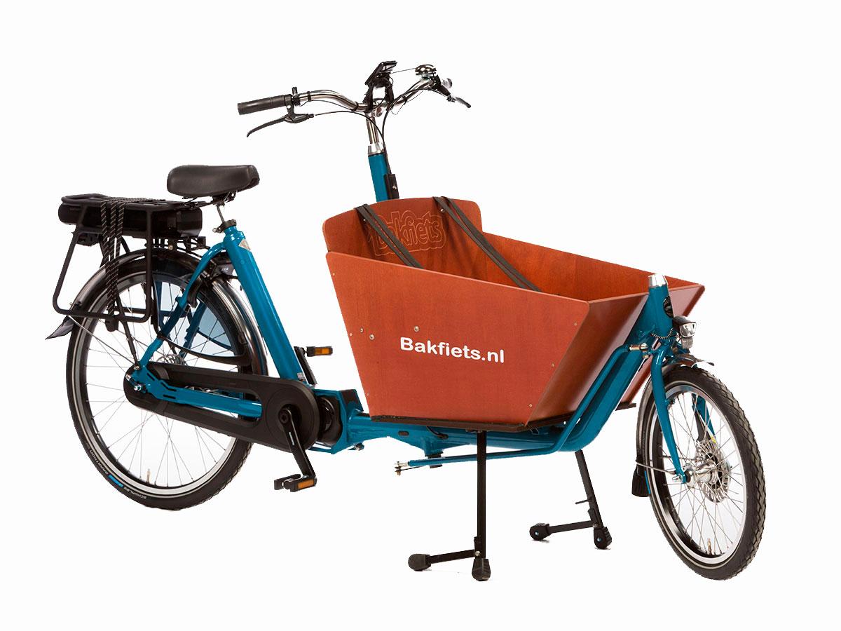 Bakfiets CargoBike e-Classic Short STePS