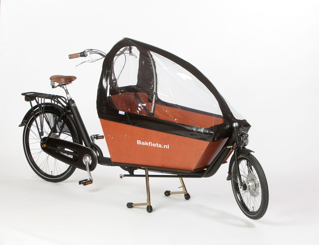 Bakfiets Long Regendach