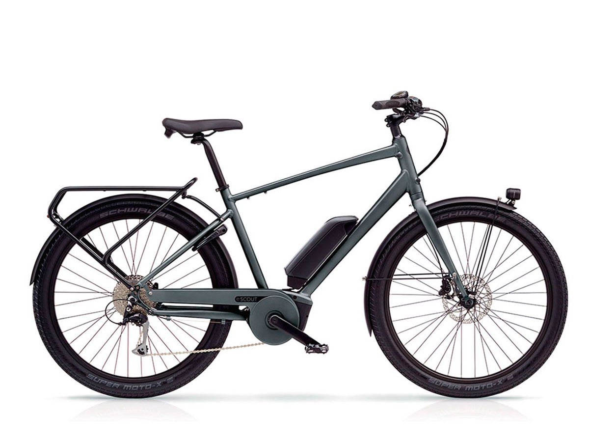 Benno Bikes E-Scout