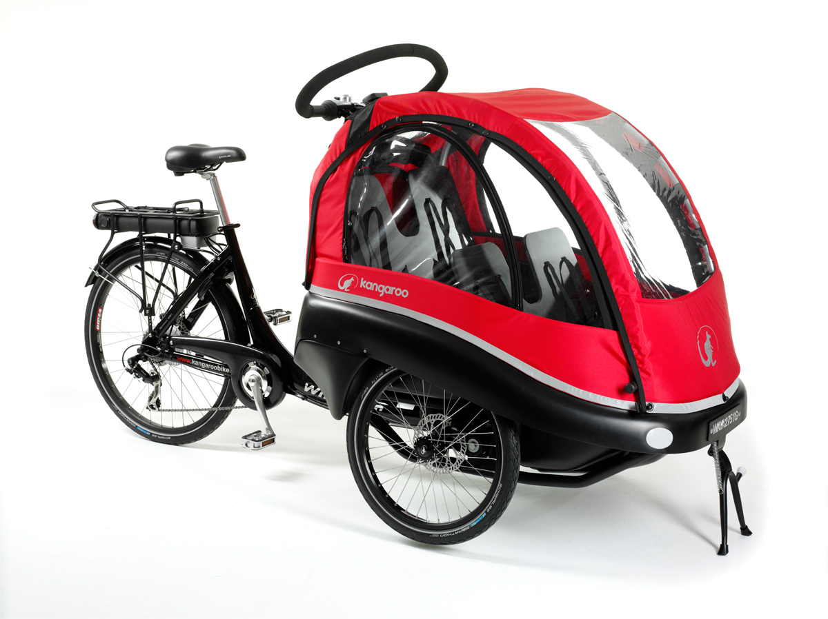 winther Kangaroo Luxe Promovec - elektrisch