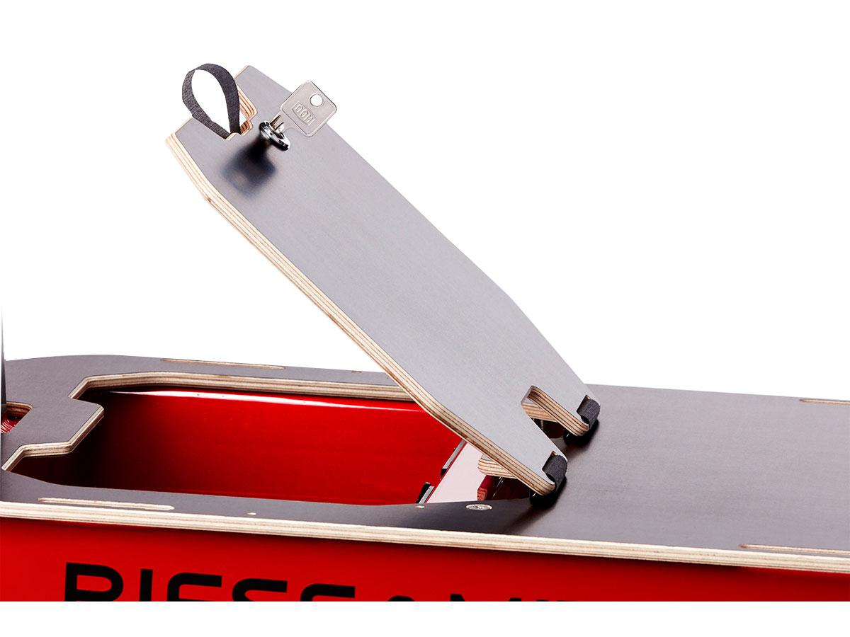 Riese & Müller Packster 40 Handschuhfach - nicht in Verbindung mit Kindersitz