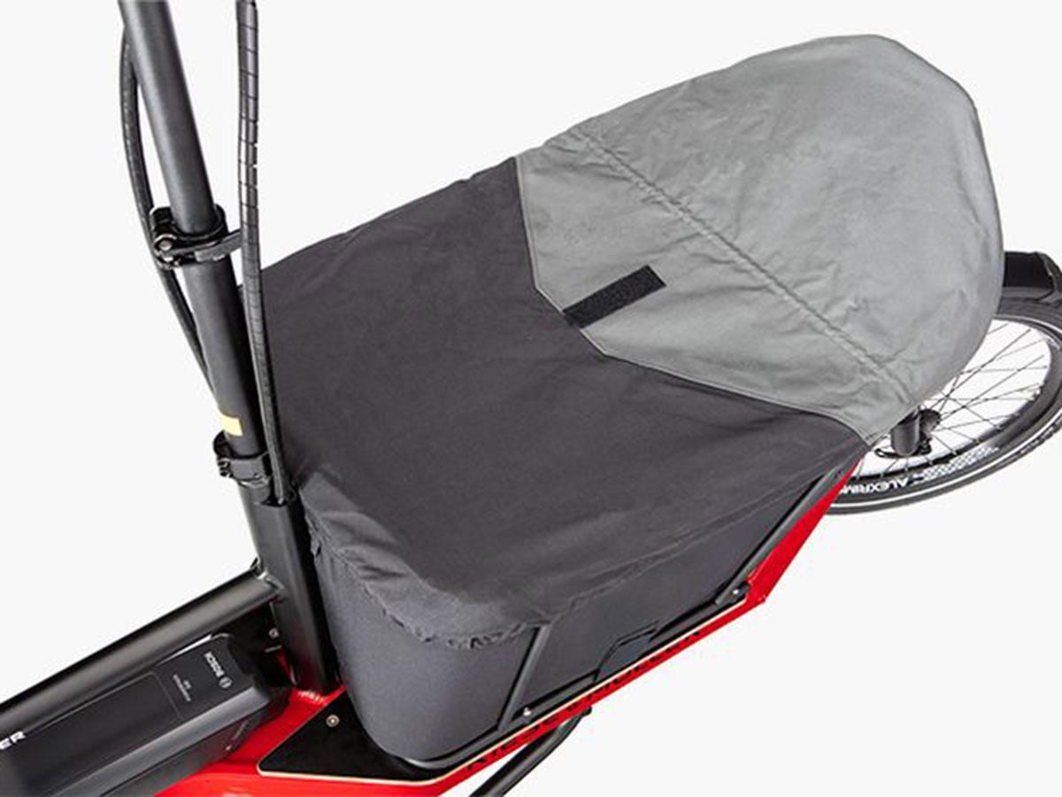 riese m ller packster 40 persenning f r carry system. Black Bedroom Furniture Sets. Home Design Ideas