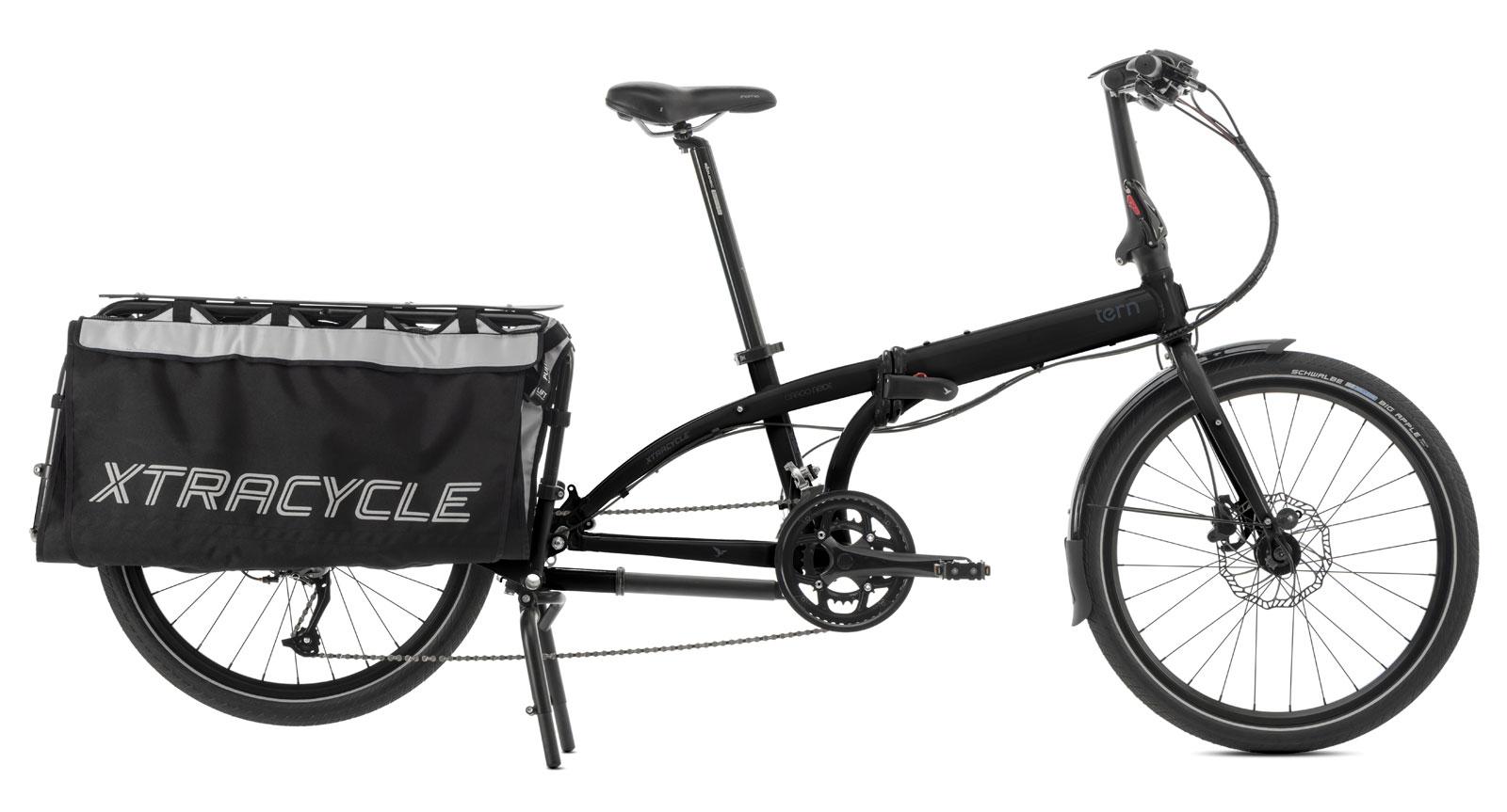 Tern Cargo Node - Das Lastenrad zum Falten