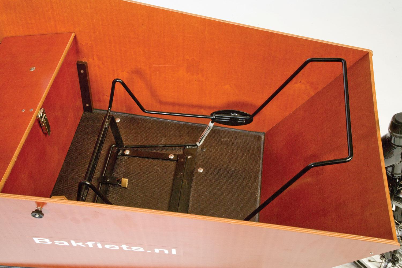 bakfiets baby mee komplettset abbakseat09. Black Bedroom Furniture Sets. Home Design Ideas