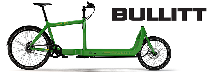 Larry vs Harry Bullitt Full Bike Lastenrad