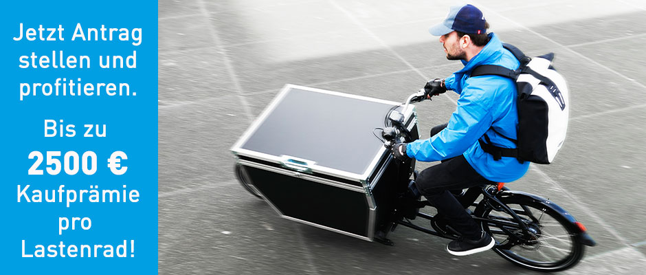 Lastenfahrrad Förderung Kaufprämie Für Cargo Bikes