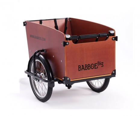 Babboe Big Holz-Paket