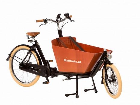 Bakfiets CargoBike e-Cruiser Short STePS