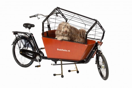 Bakfiets Hundetransportbox