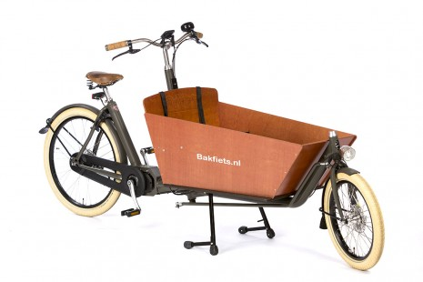 Bakfiets e-Cruiser Long Shimano Steps