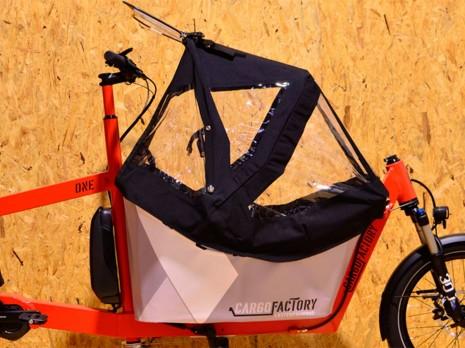 CargoFactory Regenverdeck für das KidsFrame