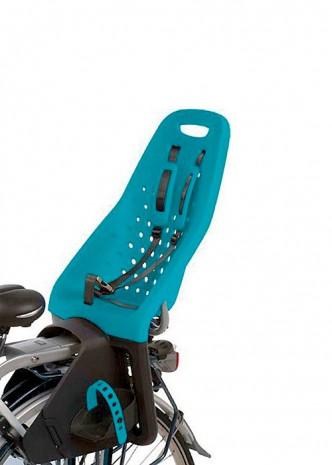 Yepp Maxi Easyfit Kindersitz mit Yuba Adapter