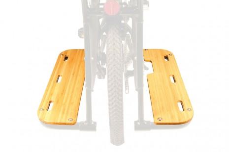 Yuba Boda Bamboo Boards - Fußablage (Paar)