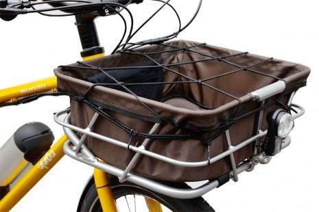 Yuba Bread Basket - Frontträger mit Auskleidung