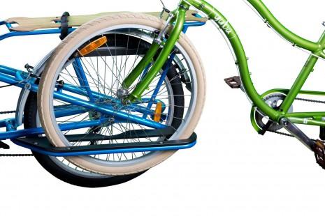 Yuba Mundo Towing Tray - Fahrradmitnahme