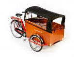 Bakfiets Small / Large Regendach