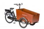 Bakfiets e-Classic Wide Ebike Lastenrad für Kinder: 3-6 Jahre