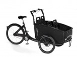winther Cargoo - elektrisch Dreirad Vergleich: Fahrweise