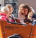 Lastenfahrräder für Erzieher