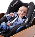 Kindertransport mit Lastenfahrrad