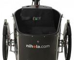 Nihola Lastenrad Sitzkissen für Kinder